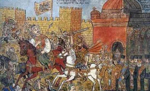 Η Πόλις εάλω: Η πτώση της Κωνσταντινούπολης, 29 Μαΐου 1453