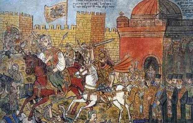 «Η Πόλις εάλω – 29 Μαΐου 1453» της Αντιγόνης Καρύτσα