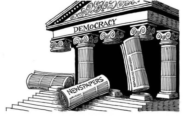 Δημοκρατία στο απόσπασμα…