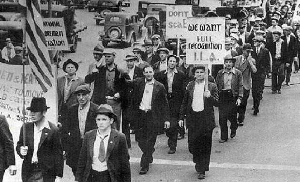 Η ιστορία της Εργατικής Πρωτομαγιάς – Η Πρωτομαγιά στην Ελλάδα