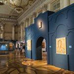 «Το Βυζάντιο μέσα στους αιώνες» έκθεση στο Μουσείο Ερμιτάζ της Αγίας Πετρούπολης