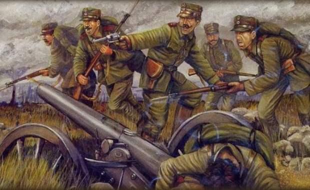 «Η μάχη Κιλκίς–Λαχανά (19-21 Ιουνίου 1913)» της Αντιγόνης Καρύτσα