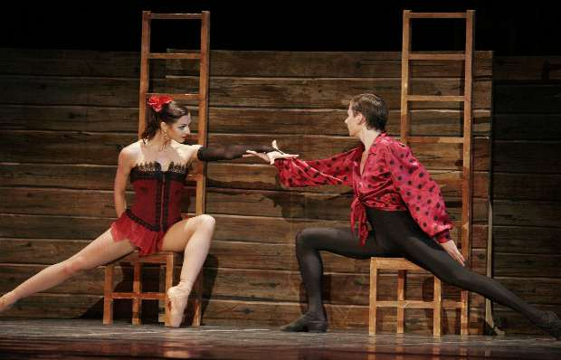 Carmen – Bolero – Chopiniana με τα Imperial Russian Ballet στη Θεσσαλονίκη