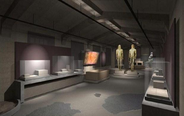 Εγκαινιάζονται οι δύο ανακαινισμένες αίθουσες του Αρχαιολογικού Μουσείου Αρχαίας Κορίνθου