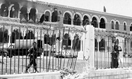 Το πραξικόπημα στην Κύπρο, 15 Ιουλίου 1974