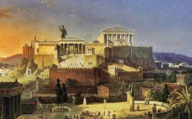 «Η Διάρθρωση της Πολιτείας του Πλάτωνα» του Γιώργου Μέρκατα