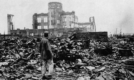 Η ρίψη της ατομικής βόμβας στη Χιροσίμα, 6 Αυγούστου 1945