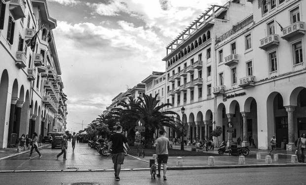 «10 – ΔΡΟΜΟΙ ΣΑΝ ΙΣΤΟΡΙΕΣ» Έκθεση του Σταύρου Κωνσταντινίδη, Θεσσαλονίκη 1 – 30 Οκτωβρίου 2016