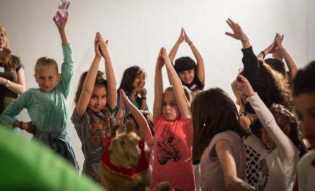 Εργαστήρι Μουσικής προπαιδείας στην Κεντρική Παιδική Βιβλιοθήκη Θεσσαλονίκης