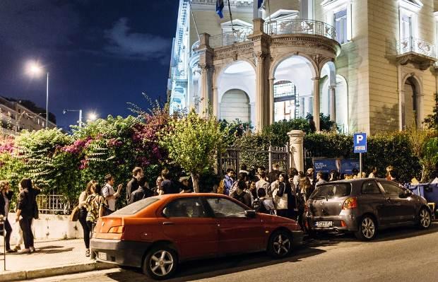«Ai Weiwei at Cycladic» Late Night Party στο Μουσείο Κυκλαδικής Τέχνης