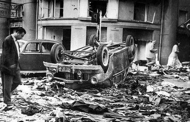 Σεπτεμβριανά: το πογκρόμ της 6ης Σεπτεμβρίου 1955 στην Κωνσταντινούπολη