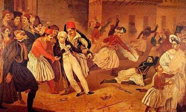 «Η δολοφονία του Ιωάννη Καποδίστρια – 9 Οκτωβρίου 1831» της Αντιγόνης Καρύτσα