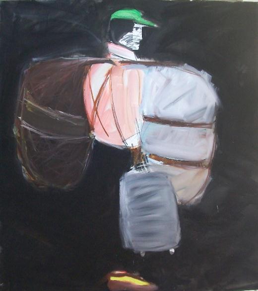 «EIDOMEN» έκθεση ζωγραφικής του εικαστικού Βαγγέλη Τζερμιά