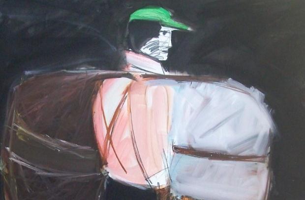 «EIDOMEN» ατομική έκθεση ζωγραφικής του εικαστικού Βαγγέλη Τζερμιά