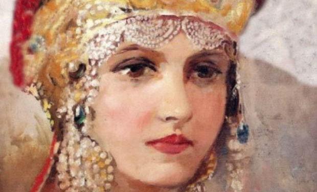 «Άννα Κομνηνή, η κόρη του τελευταίου Αυτοκράτορα Τραπεζούντας Δαβίδ» της Γιώτας Ιωακειμίδου