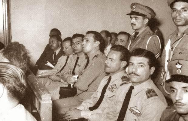 Η Δίκη των Αεροπόρων: 22 Αυγούστου – 17 Σεπτεμβρίου 1952