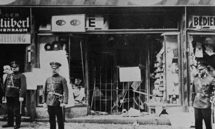 Kristallnacht – Η Νύχτα των Κρυστάλλων, 9 Νοεμβρίου 1938