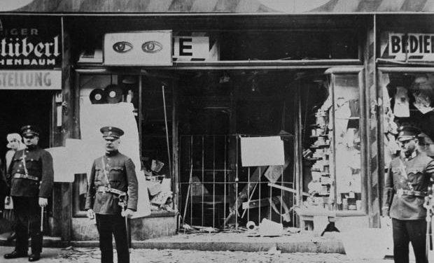 Η Νύχτα των Κρυστάλλων / Kristallnacht, 9 Νοεμβρίου 1938
