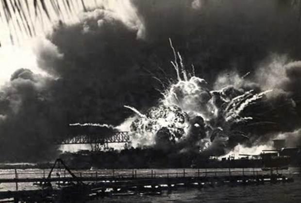 Η ιαπωνική επίθεση στο Πέρλ Χάρμπορ - 7 Δεκεμβρίου 1941