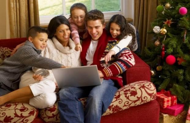 Χριστούγεννα, η απόλυτη οικογενειακή ιστορία!