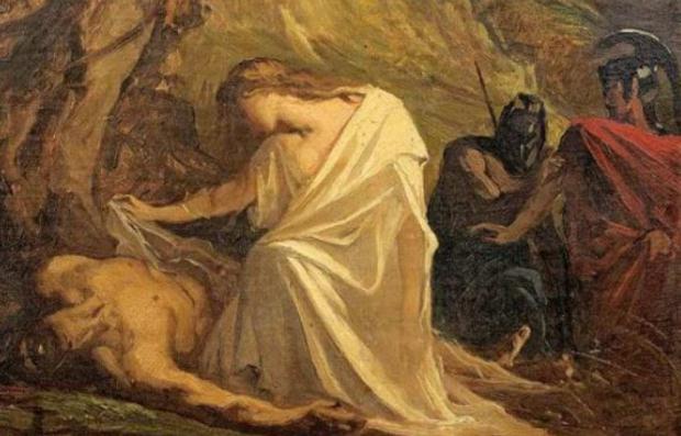 Η αυτοκτονία στην αρχαία Ελλάδα με σημείο αναφοράς την Αντιγόνη