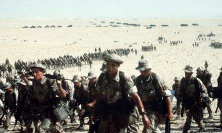 Η επιχείρηση Καταιγίδα της Ερήμου, 17 Ιανουαρίου 1991