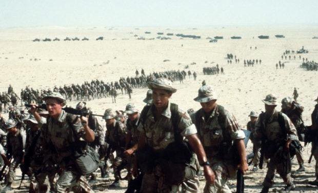 «Η επιχείρηση Καταιγίδα της Ερήμου – 17 Ιανουαρίου 1991» της Αντιγόνης Καρύτσα