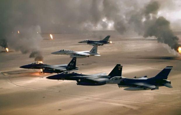 Καταιγίδα της Ερήμου - 17 Ιανουαρίου 1991