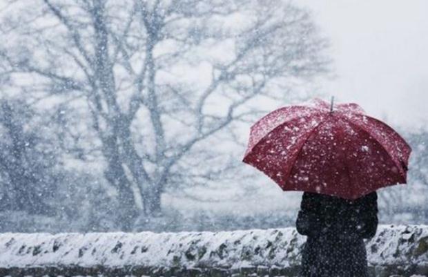 Κακοκαιρία με πυκνές χιονοπτώσεις και χαμηλές θερμοκρασίες τα χαρακτηριστικά του καιρού για το διήμερο