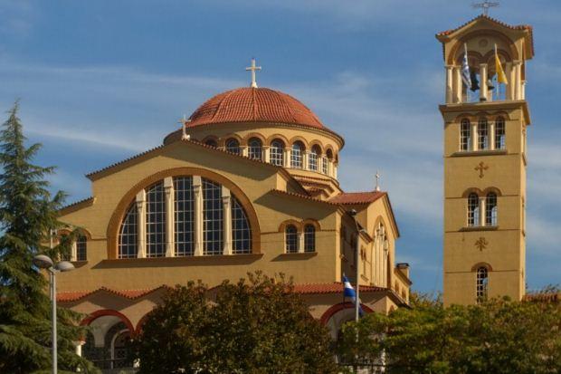 Λάρισα - Ναός Αγίου Αχιλλείου