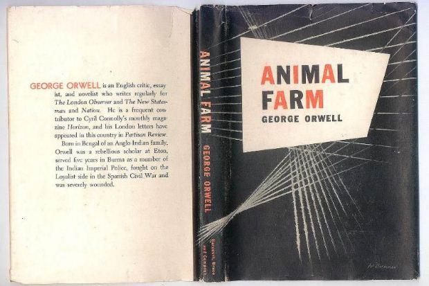 «Τζορτζ Όργουελ: Η Φάρμα των Ζώων»