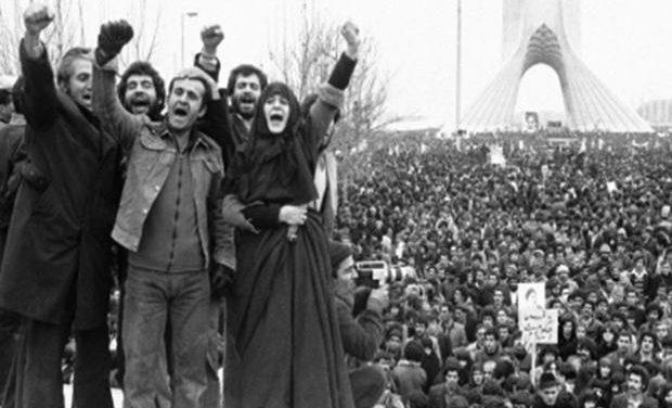 «Η Ιρανική Επανάσταση» της Αντιγόνης Καρύτσα