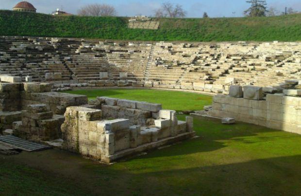 Λάρισα - Αρχαίο Θέατρο