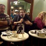 Παρουσιάστηκε στη Θεσσαλονίκη το «Film Noir» του Αχιλλέα Ε. Αρχοντή