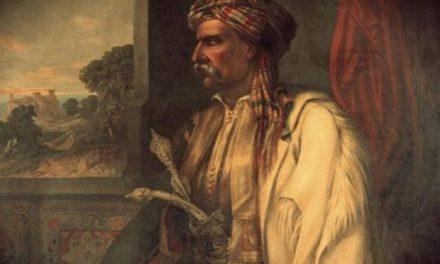 «Η δίκη του Κολοκοτρώνη» της Αντιγόνης Καρύτσα