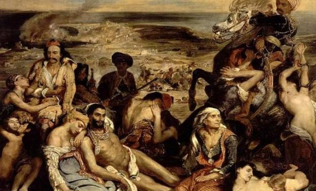 Η σφαγή της Χίου – 30 Μαρτίου 1822