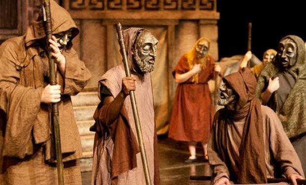 Ημερίδα για την αρχαία ελληνική τραγωδία και θρησκεία / Συνδιοργάνωση ΕΒΕ – Μορφωτικό Ίδρυμα Εθνικής Τραπέζης