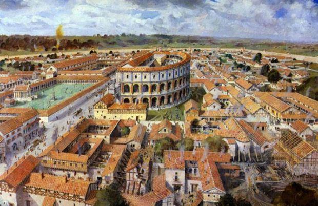 «Η αρχή του τέλους για τη Ρωμαϊκή Αυτοκρατορία – Πώς οδηγήθηκε στην κατάρρευση» του Γρηγόρη Σκάθαρου