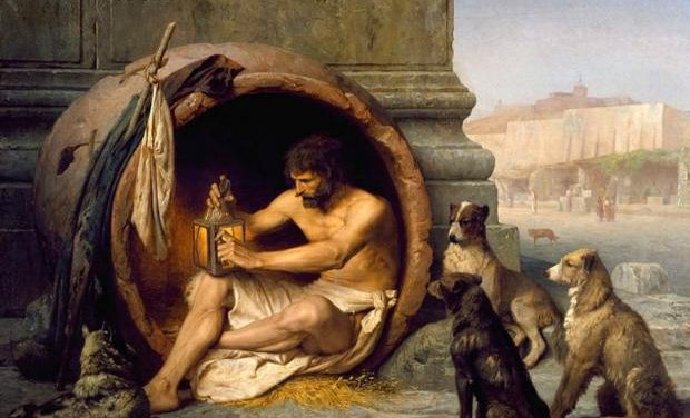 «Διογένης ο κυνικός φιλόσοφος, ο Πόντιος αμφισβητίας» της Γιώτας Ιωακειμίδου