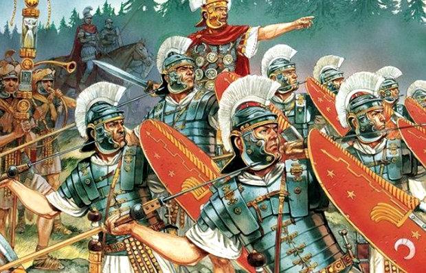 Η αρχή του τέλους για τη Ρωμαϊκή Αυτοκρατορία