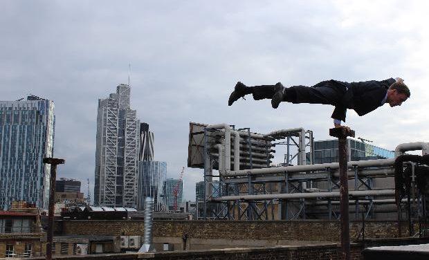 7ο Διεθνές Φεστιβάλ Ταινιών Χορού ATHENS VIDEO DANCE PROJECT 2017 | 27-30 Απριλίου 2017
