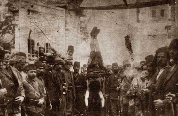«Η γενοκτονία του ποντιακού ελληνισμού – 19η Μαΐου, ημέρα μνήμης» της Αντιγόνης Καρύτσα