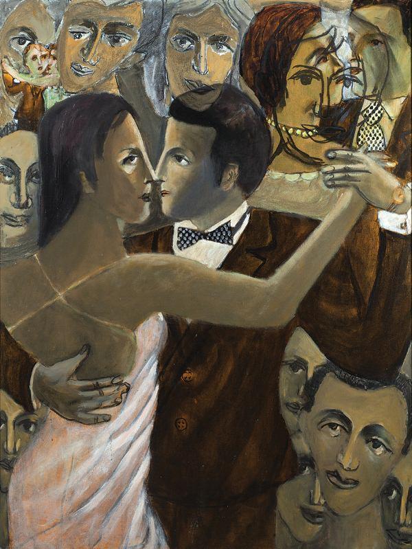 «Η ΜΑΓΕΙΑ ΤΗΣ ΜΝΗΜΗΣ» ατομική έκθεση ζωγραφικής του Σπύρου Λύτρα