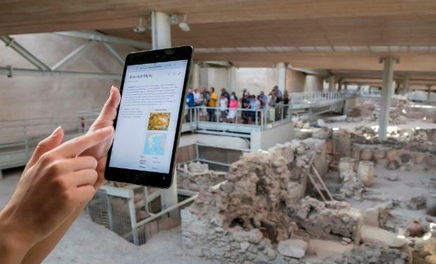 Δωρεάν Wi Fi αποκτούν 20 αρχαιολογικοί χώροι και Μουσεία