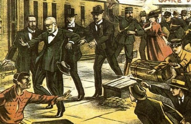 Τα Ιουλιανά του 1920 (30-31 Ιουλίου)