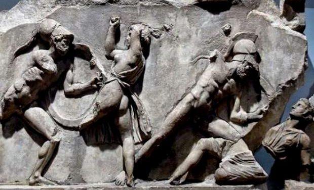 «Αμαζόνες: Μεταξύ μύθου και ιστορίας» της Γιώτας Ιωακειμίδου