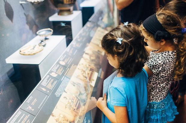 «Μουσείο και Παιδί» ένα καινοτόμο e-learning πρόγραμμα από το Μουσείο Κυκλαδικής Τέχνης