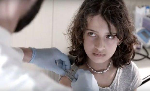 Τηλεοπτικό κοινωνικό μήνυμα για την ένταξη προσφυγοπαίδων στο Εκπαιδευτικό Σύστημα
