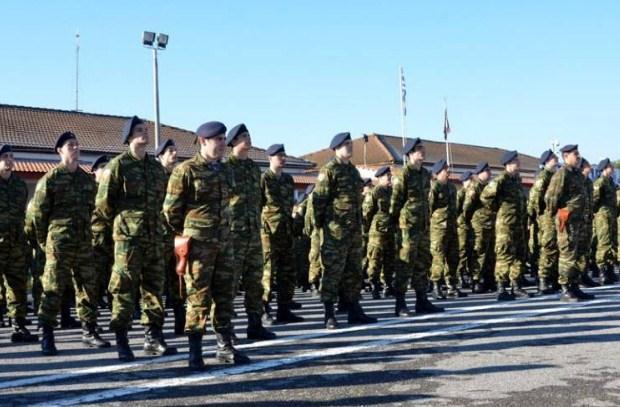 Κατάταξη στο Στρατό Ξηράς με την 2017 Ε/ΕΣΣΟ
