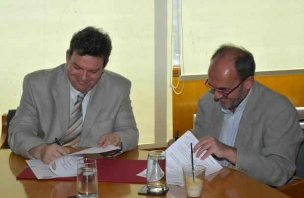 Σύμφωνο Συνεργασίας μεταξύ του ΑΠΘ και του Οργανισμού Μεγάρου Μουσικής Θεσσαλονίκης (ΟΜΜΘ)